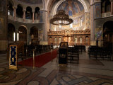 Interiors of a Church, St. Dionysius Church, Panepistimiou Street, Athens, Attica, Greece Photographic Print