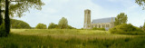 Church on a Landscape, Damme, West Flanders, Belgium Photographic Print by  Panoramic Images
