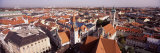 View of a City, Munich, Bavaria, Germany Photographic Print by Panoramic Images