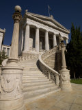 Staircase Towards National Library, National and Kapodistrian University of Athens, Greece Photographic Print