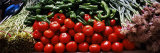 Vegetables for Sale at a Market Stall, Kashgar, Xinjiang Province, China Fotografisk trykk av Panoramic Images,