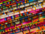 New Mexico, Santa Fe, Colourful Clothes, USA Photographic Print by Alan Copson