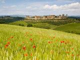 Monteriggioni, Chianti, Italy Photographic Print by Doug Pearson