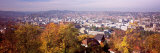 View of a City, Stuttgart, Baden-Wurttemberg, Germany Photographic Print by Panoramic Images