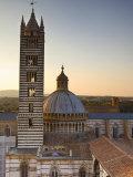 Duomo, Siena, Tuscany, Italy Photographic Print by Doug Pearson
