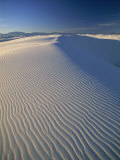 New Mexico, White Sands National Park, Sand Dunes, USA Photographic Print by Steve Vidler