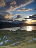 Abbey Island, Derrynane, Iveragh Peninsula, Ring of Kerry, Co, Kerry, Ireland Lámina fotográfica por Doug Pearson