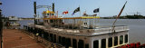 Creole Queen Riverboat Moored at a Dock, New Orleans, Louisiana, USA Photographic Print by  Panoramic Images