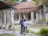 Crumbling Colonial Villas on Ibo Island, Part of the Quirimbas Archipelago, Mozambique Photographic Print by Julian Love