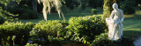 Statue in a Garden, Middleton Place, Charleston, Charleston County, South Carolina, USA Photographic Print by  Panoramic Images