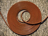 View of a Garden Hose, Germany Photographic Print