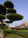 Chiang Kai-Shek Memorial Park National Theatre, Taiwan Photographic Print by Christian Kober