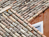 Roofs of Roussillon, Provence, France Photographic Print by Nadia Isakova