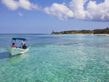 Bay Islands, Roatan, West Bay, Honduras Photographic Print by Jane Sweeney