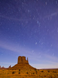 Arizona-Utah, Monument Valley, USA Photographic Print by Alan Copson