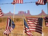Arizona-Utah, Monument Valley, USA Fotografie-Druck von Alan Copson
