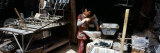 Girl Working in a Workshop, Kashgar, Xinjiang Province, China Photographic Print by Panoramic Images 