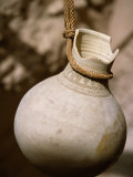 Ceramic Pot in Nizwa Fort, Oman Photographic Print by John Warburton-lee