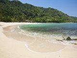 Tela, Parque National Jeanette Kawas, Punta Sal, Cocalto Beach, Honduras Photographic Print by Jane Sweeney