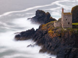 Cornwall, Botallack Mine, UK Photographic Print by Alan Copson