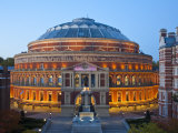 London, Kensington, Royal Albert Hall, England Fotografiskt tryck av Jane Sweeney