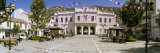 Decoration to Celebrate National Day, John Mackintosh Square, Gibraltar Photographic Print by  Panoramic Images