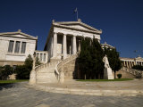 View of Library, National Library, National and Kapodistrian University of Athens, Attica, Greece Photographic Print
