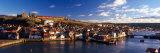 Puerto de Whitby, Scarborough, Yorkshire del Norte, Yorkshire y Humber, Inglaterra Lámina fotográfica por Panoramic Images,