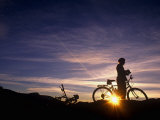 Washington, Mountain Biking, Wenatchee Valley, Washington State, USA Photographic Print by Paul Harris