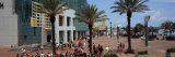 Tourists in Front of Buildings, Riverwalk Area, New Orleans, Louisiana, USA Photographic Print by  Panoramic Images