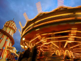 Goose Fair, Nottingham, England, UK Photographie par Neil Farrin
