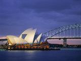 Walter Bibikow - Opera House, Sydney, Nsw, Australia Fotografická reprodukce