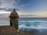 San Juan, Old Town, Fuerte San Cristobal, Puerto Rico Photographic Print by Michele Falzone