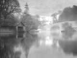 Boathouse, Cumbria, England, UK Photographic Print by Nadia Isakova
