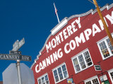 California, Monterey, Cannery Row, USA Photographic Print by Alan Copson