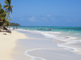 Corn Islands, Little Corn Island, Iguana Beach, Nicaragua Photographic Print by Jane Sweeney