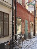 Gamla Stan, Stockholm, Sweden Fotografie-Druck von Ivan Vdovin