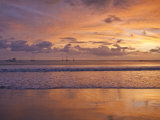 San Juan Del Sur, Sunset, Nicaragua Photographic Print by Jane Sweeney