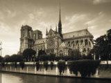 Notre-Dame, Paris, France Reproduction photographique par Jon Arnold