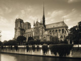 Notre Dame, Paris, France Lmina fotogrfica por Jon Arnold