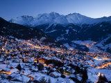 Verbier, Valais, Región Cuatro Valles, Suiza Lámina fotográfica por Gavin Hellier