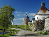 White Sea, Solovetsky Islands, Russia Photographic Print by Nick Laing