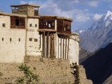Baltit Fort, One of the Great Sights of the Karakoram Highway Photographic Print by Amar Grover
