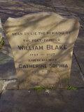 William Blake Gravestone, London, England, UK Photographic Print by Neil Farrin
