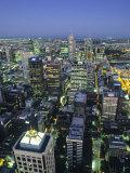 Skyline, Melbourne, Victoria, Australia Photographic Print by Doug Pearson