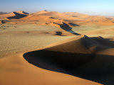 The Dunes at Sesriem in Namib-Naukluft Park, Breathtakingly Beautiful, Namibia Photographic Print by Nigel Pavitt