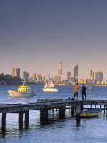 Skyline, Perth, Western Australia, Australia Photographic Print by Doug Pearson