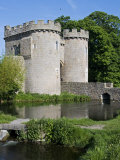 Shropshire, Whittington, Whittington Castle, England Photographic Print by John Warburton-lee