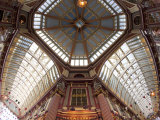 Leadenhall Market, City of London, London, England Photographic Print by Jon Arnold