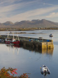 Roundstone Harbour, Connemara, Co, Galway, Ireland Photographic Print by Doug Pearson